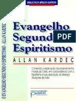 O Evangelho Segundo o Espiritismo - Ed.petit