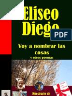 Antologia de Poemas de Eliseo Diego