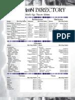 MET Promethean Genre Guide