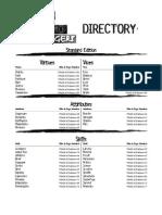 TT Other Genre Guide