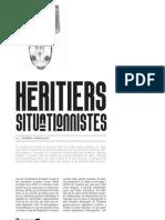 Marcolini Patrick - Héritiers situationnistes (Tiqqun - Comité Invisible)