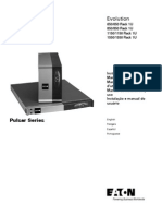 evolution pulsar user guide