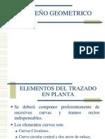 Diseno Geometrico-Trazado en Planta