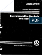 Instrumentation Symbols and IdentificationDH