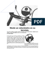 Velocímetro_ Bicicleta