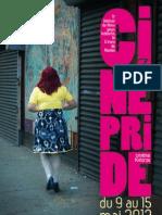 cinépride Nantes 2012