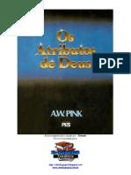 A. W. Pink - Os Atributos de Deus.doc