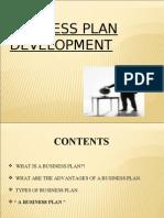 Ppt 3business Plan Development