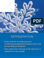 02_Basic Concepts of Refrigeration