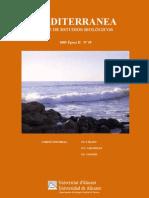 Efectos de La Erosion Del Suelo Sobre Los Patrones de La Vegetacion y Su Composicion Floristica (13-25 Pg)