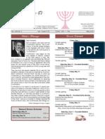 May 2013 Bulletin