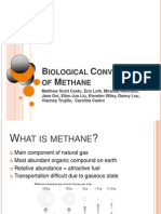biological conversion of methanemod