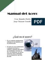 Manual Del Acero