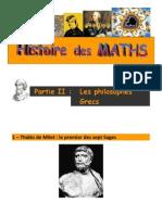 gazette 6 - mathhist - 2 grce 1 thals