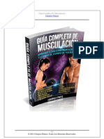Guia Completa de Musculacion