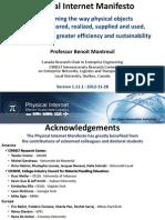 Physical Internet Manifesto_ENG_Version 1.11.1 2012-11-28