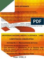 Act. No. 2 Reconocimiento Curso-Competencias Comunicativas Noemi Martinez