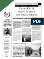 Boletín diciembre/2006