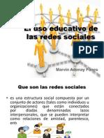 El Uso Educativo de Las Redes Sociales333333