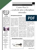 Boletín febrero/2007