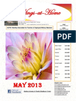 May 2013 AFRC Newsletter