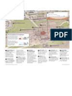 West forensic map