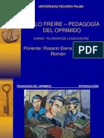 Biografia de Freire Correcta