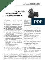 Datasheet_FT232R_V205