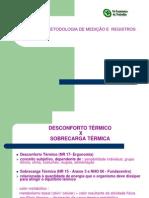 CALOR METODOLOGIA MEDIÇÕES E REGISTROS