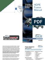 English HDPE Fusion Manual 4.0 2012