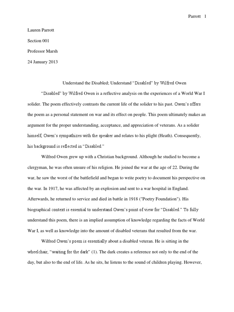 Annotated bibliography example mla format pdf