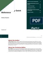 Cisco Press CCNA Security Quick Reference Decrypted