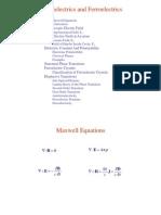 16._DielectricsAndFerroelectrics.ppt