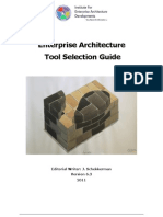 Enterprise Architecture Tool Selection Guide v6.3
