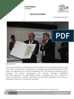 25/02/13 Germán Tenorio Vasconcelos PIE DE FOTO, CONGRESO HEMATOLÓGICO