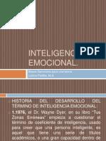 Upana Inteligencia Emocional y M. de La Ira