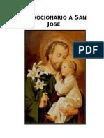 Devocionario de San Jose