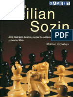 Golubev-The Sicilian Sozin