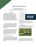 UAV Final Report