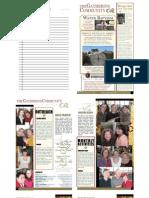 Gathering Bulletin April 5, 2009