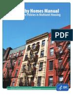 Healthy Homes Manual
