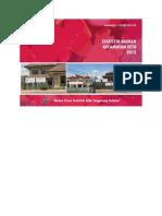 Statistik Daerah Kecamatan Setu 2012