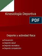 Kinesiología Deportiva