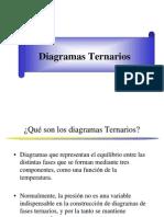 Diagramas ternarios ejemplos