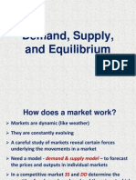 2 Demand Supply and Equilibrium