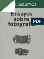 Ensayos Sobre Fotografia_ Raul Beceyro