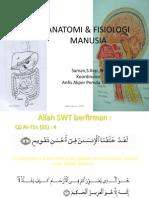 Anatomi Fisiologi Manusia Modul