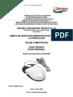 1886676 Analisis de Objeto Tecnico El Mouse