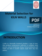 material selection for klinn wall.pptx