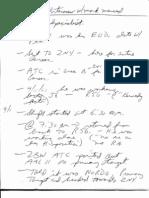 T8 B2 FAA NY Center Mark Merced Fdr- Handwritten Notes